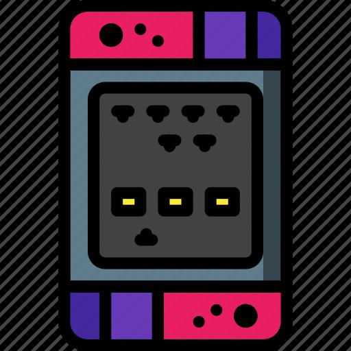 amusements, arcade, fair, fun, game, invader, space icon