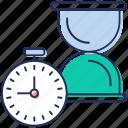 deadline, due date, premium timeline, schedule, time gadgets icon