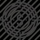 capital, currency, dollar, goal, money, target, venture