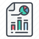 analytics, chart, docs, files, graph, statistics, stats
