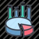 analytics, chart, diargam, graph, statistics, stats icon