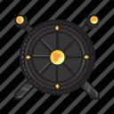 crossed, melee, shield, swords, weapon
