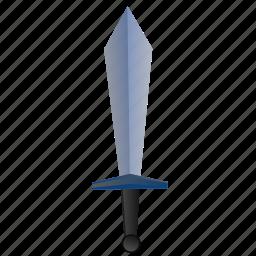 blade, steel, sword, war icon
