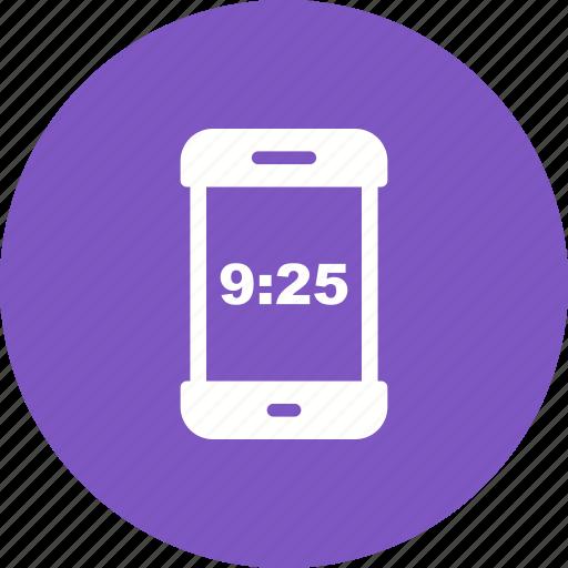display, lock, mobile, phone, screen, smartphone, wallpaper icon