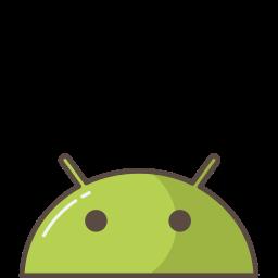 android, emoji, mobile, mood, robot icon