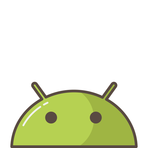 android, emoji, mobile, mood, robot icon