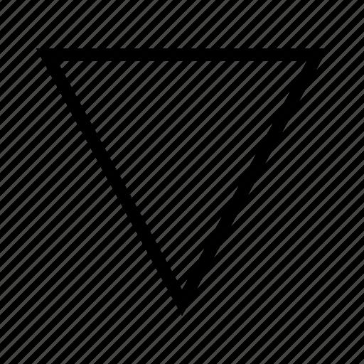 arrow, backward, direction, down, download, move icon