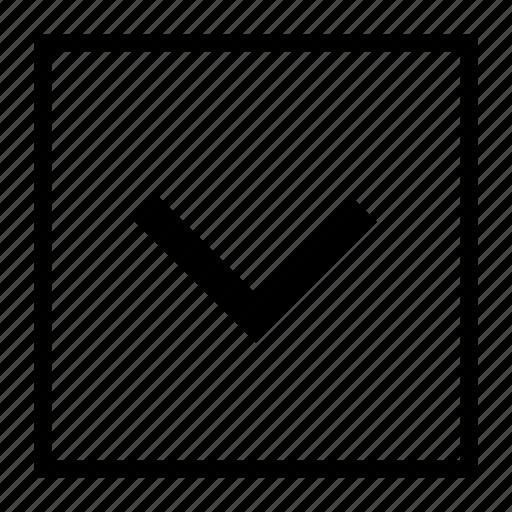 arrow, backward, direction, down, move, upload icon