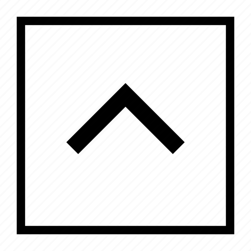 arrow, direction, download, forward, move, up icon