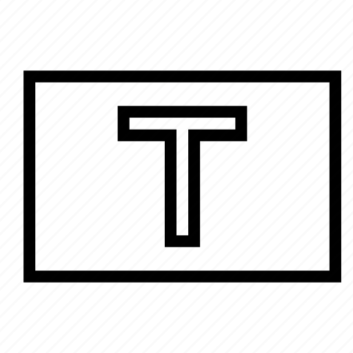 charater, content, letter, text, textbox, type icon