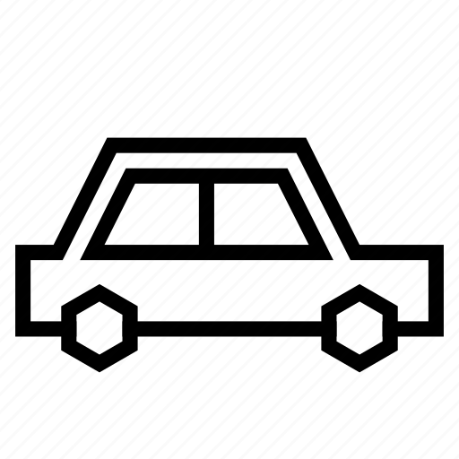 automobile, car, traffic, transport, vehicle, wagon icon