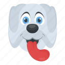 airedale dog, animal, bulldog, dog, pet icon