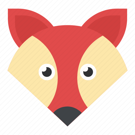 Animal, coyote, fox, wildlife, wolf icon - Download on Iconfinder