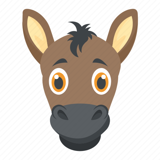 Animal, bronco, colt, horse, mare icon - Download on Iconfinder