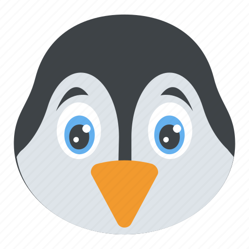 Animal, auk, emperor penguin, penguin, puffin icon - Download on Iconfinder