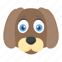 animal, basset hound, dog, pet, puppy icon