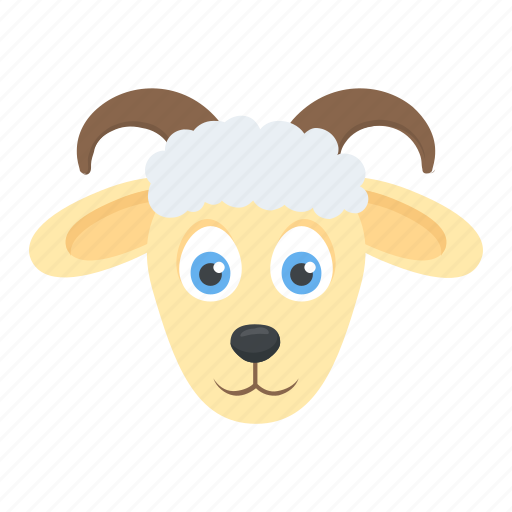 animal, farm, lamb, livestock, sheep icon
