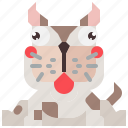 animal, dog, doggy, french, pet, puppy icon