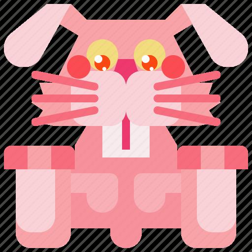animal, bunny, easter, mammal, pet, rabbit icon