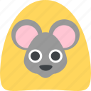 animal, animals, cute, mouse icon