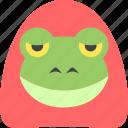 animal, frog, mammal, wild icon