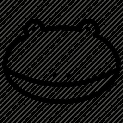 amphibian, animal, frog, toadfrog icon