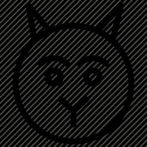 animal, bear, wolf, zoo icon