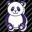 giant, panda, bear