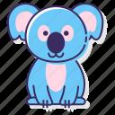 koala, australia, bear