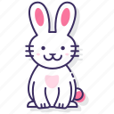 animal, bunny, rabbit icon
