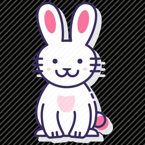 animal, bunny, rabbit icon