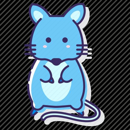 animal, rat, rodent icon