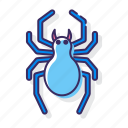 bug, insect, spider icon