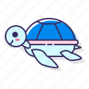 animal, tortoise, turtle icon