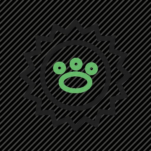 Animal, logo, monkey, pet, shop, stamp icon - Download on Iconfinder