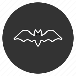 animal, bat, flying mouse, halloween, horror, scary, vampire icon