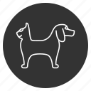 animals, cat, dog, fauna, pets, vet, veterinary icon