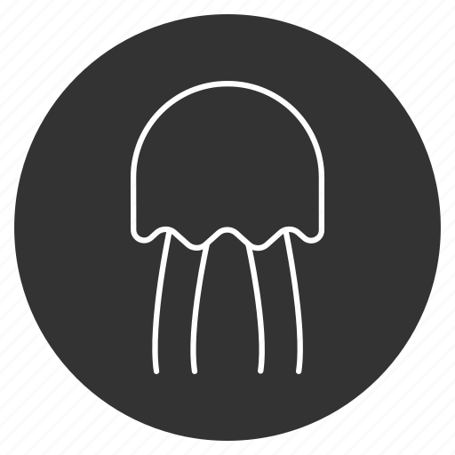 acrid, jelly fish, jellyfish, medusa, medusan, skin, toxic icon
