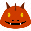 reptile, dragon, animal icon