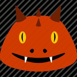 animal, dragon, reptile icon
