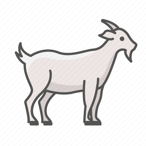 Animal, farm, goat icon - Download on Iconfinder