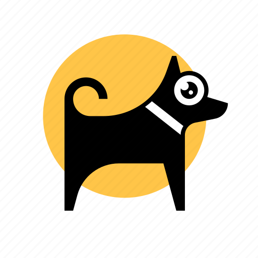 Animal, dog, mammal, pet, puppy icon - Download on Iconfinder