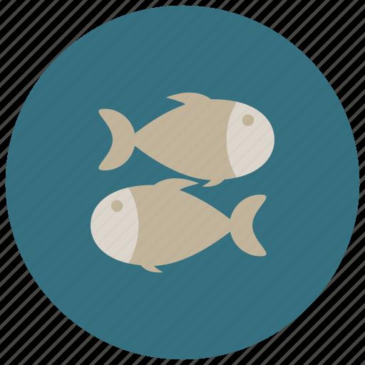 animals, fish, ocean, sea, swim icon