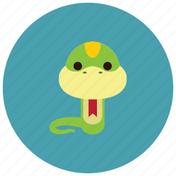 adorable, animals, cute, reptile, snake, tongue icon