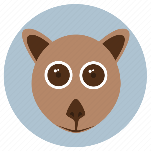 animals, big eyes, cute, face, mouse icon