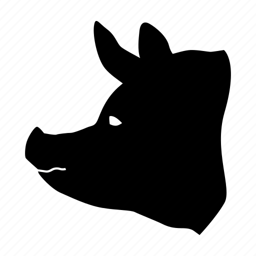 animal, farm, ham, pig icon