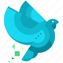 animal, animals, bird, forest, nature icon
