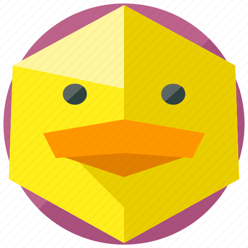 animal, animals, bird, duck, lake, nature icon