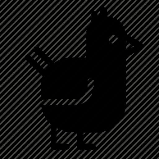 animal, bird, chicken icon