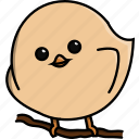 animal, bird, cute, farm, nature icon